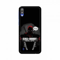 Buy Samsung Galaxy M10 Call of Doody Mobile Phone Covers Online at Craftingcrow.com