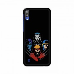 Buy Samsung Galaxy M10 Mutant Rhapsody Mobile Phone Covers Online at Craftingcrow.com