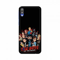 Buy Samsung Galaxy M10 The Boys Mobile Phone Covers Online at Craftingcrow.com