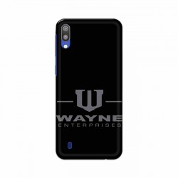Buy Samsung Galaxy M10 Wayne Enterprises Mobile Phone Covers Online at Craftingcrow.com