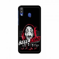Buy Samsung Galaxy M20 Bella Ciao Mobile Phone Covers Online at Craftingcrow.com