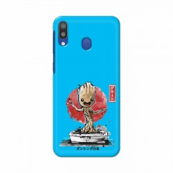 Buy Samsung Galaxy M20 Bonsai Groot Mobile Phone Covers Online at Craftingcrow.com