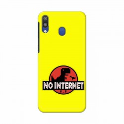Buy Samsung Galaxy M20 No Internet Mobile Phone Covers Online at Craftingcrow.com