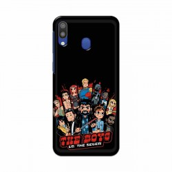 Buy Samsung Galaxy M20 The Boys Mobile Phone Covers Online at Craftingcrow.com