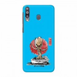 Buy Samsung Galaxy M30 Bonsai Groot Mobile Phone Covers Online at Craftingcrow.com