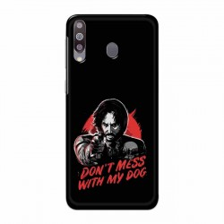 Buy Samsung Galaxy M30 Dont Mess With my Dog Mobile Phone Covers Online at Craftingcrow.com