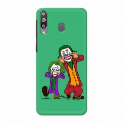 Buy Samsung Galaxy M30 Dual Joke Mobile Phone Covers Online at Craftingcrow.com