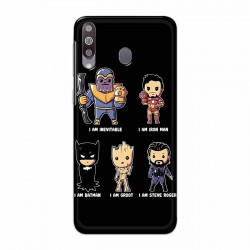 Buy Samsung Galaxy M30 I am Everyone Mobile Phone Covers Online at Craftingcrow.com