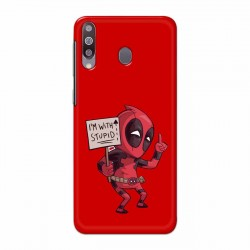 Buy Samsung Galaxy M30 I am with Stupid Mobile Phone Covers Online at Craftingcrow.com