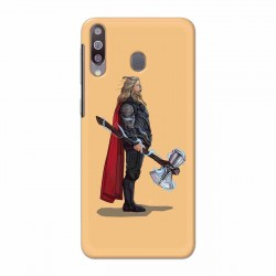 Buy Samsung Galaxy M30 Lebowski Mobile Phone Covers Online at Craftingcrow.com