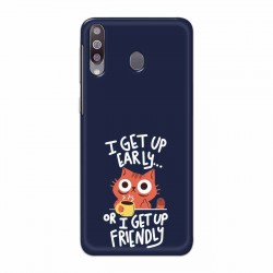 Buy Samsung Galaxy M30 Morning Cat Mobile Phone Covers Online at Craftingcrow.com