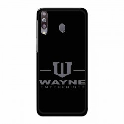 Buy Samsung Galaxy M30 Wayne Enterprises Mobile Phone Covers Online at Craftingcrow.com