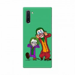 Buy Samsung Galaxy Note 10 Dual Joke Mobile Phone Covers Online at Craftingcrow.com
