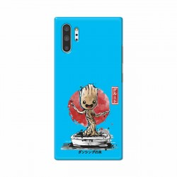 Buy Samsung Galaxy Note 10 Pro Bonsai Groot Mobile Phone Covers Online at Craftingcrow.com
