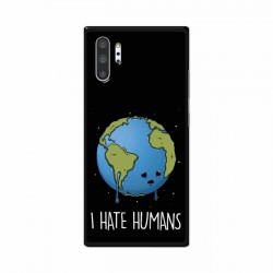 Buy Samsung Galaxy Note 10 Pro I Hate Humans Mobile Phone Covers Online at Craftingcrow.com