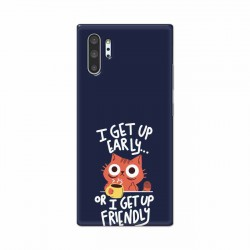 Buy Samsung Galaxy Note 10 Pro Morning Cat Mobile Phone Covers Online at Craftingcrow.com
