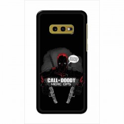 Buy Samsung Galaxy S10e Call of Doody Mobile Phone Covers Online at Craftingcrow.com