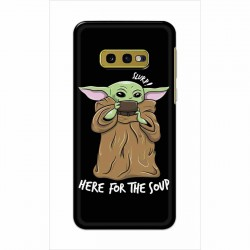 Buy Samsung Galaxy S10e Here for the Soup Mobile Phone Covers Online at Craftingcrow.com