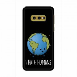 Buy Samsung Galaxy S10e I Hate Humans Mobile Phone Covers Online at Craftingcrow.com