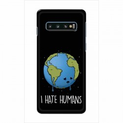 Buy Samsung Galaxy S10 I Hate Humans Mobile Phone Covers Online at Craftingcrow.com