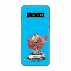 Buy Samsung Galaxy S10 Plus Bonsai Groot Mobile Phone Covers Online at Craftingcrow.com