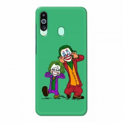 Buy Samsung M40 Dual Joke Mobile Phone Covers Online at Craftingcrow.com