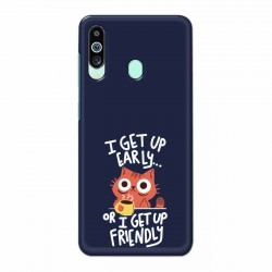 Buy Samsung M40 Morning Cat Mobile Phone Covers Online at Craftingcrow.com