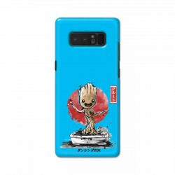 Buy Samsung Note 8 Bonsai Groot Mobile Phone Covers Online at Craftingcrow.com