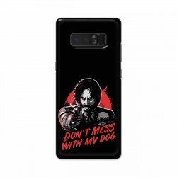 Buy Samsung Note 8 Dont Mess With my Dog Mobile Phone Covers Online at Craftingcrow.com