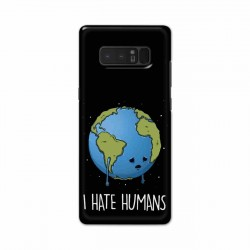 Buy Samsung Note 8 I Hate Humans Mobile Phone Covers Online at Craftingcrow.com