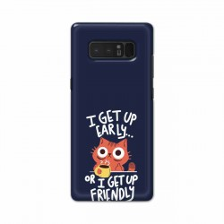 Buy Samsung Note 8 Morning Cat Mobile Phone Covers Online at Craftingcrow.com