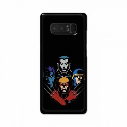 Buy Samsung Note 8 Mutant Rhapsody Mobile Phone Covers Online at Craftingcrow.com