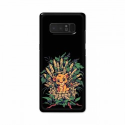 Buy Samsung Note 8 Real King Mobile Phone Covers Online at Craftingcrow.com