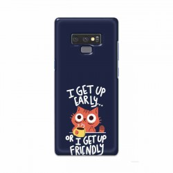 Buy Samsung Note 9 Morning Cat Mobile Phone Covers Online at Craftingcrow.com