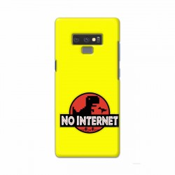 Buy Samsung Note 9 No Internet Mobile Phone Covers Online at Craftingcrow.com