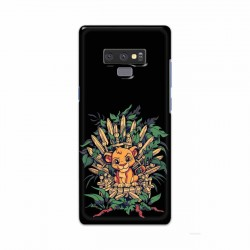 Buy Samsung Note 9 Real King Mobile Phone Covers Online at Craftingcrow.com