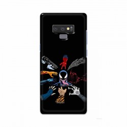 Buy Samsung Note 9 Venom Wick Mobile Phone Covers Online at Craftingcrow.com