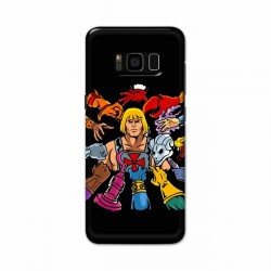 Buy Samsung S8 Plus He Wick Mobile Phone Covers Online at Craftingcrow.com