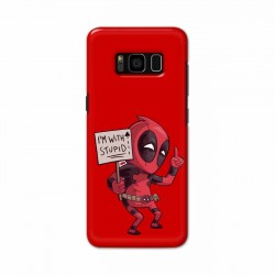 Buy Samsung S8 Plus I am with Stupid Mobile Phone Covers Online at Craftingcrow.com