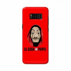 Buy Samsung S8 Plus La Casa De Papel Mobile Phone Covers Online at Craftingcrow.com