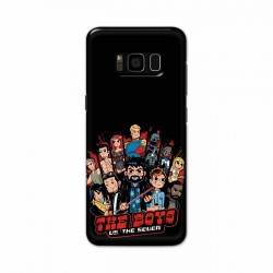 Buy Samsung S8 Plus The Boys Mobile Phone Covers Online at Craftingcrow.com