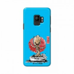 Buy Samsung S9 Bonsai Groot Mobile Phone Covers Online at Craftingcrow.com