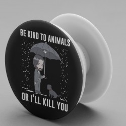 Buy Be Kind To Animals Pop Grips Online at Craftingcrow.com