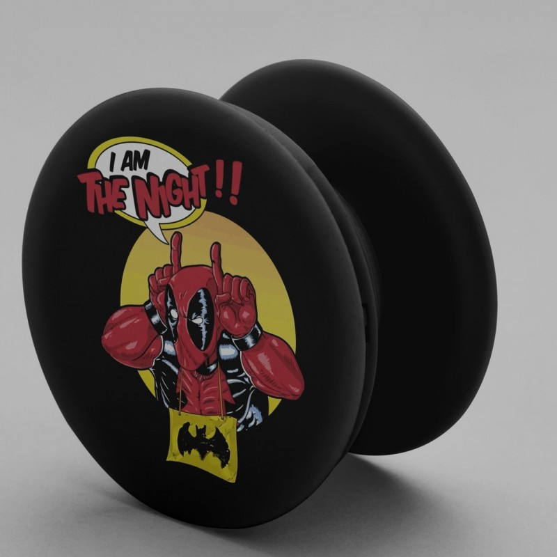 Buy I am the Night Pop Grips Online at Craftingcrow.com