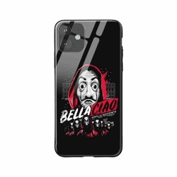 Buy Apple iPhone 11 Bella Ciao- Glass Case Mobile Phone Covers Online at Craftingcrow.com