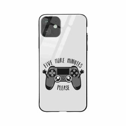 Buy Apple iPhone 11 Five More Minutes- Glass Case Mobile Phone Covers Online at Craftingcrow.com