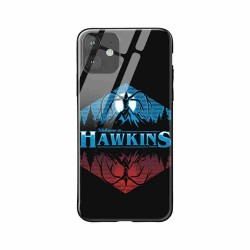 Buy Apple iPhone 11 Hawkins- Glass Case Mobile Phone Covers Online at Craftingcrow.com
