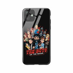 Buy Apple iPhone 11 The Boys- Glass Case Mobile Phone Covers Online at Craftingcrow.com