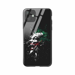 Buy Apple iPhone 11 The Joke- Glass Case Mobile Phone Covers Online at Craftingcrow.com