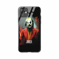 Buy Apple iPhone 11 The Joker Joaquin Phoenix- Glass Case Mobile Phone Covers Online at Craftingcrow.com